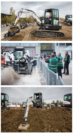 Doosan Bobcat Demo Days